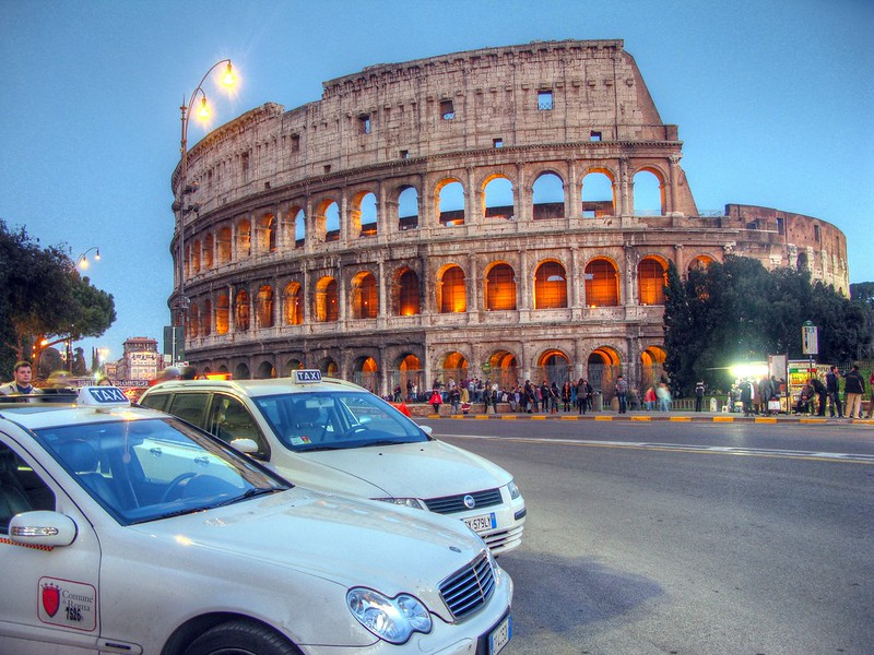 How to Get from Fiumicino Airport to Rome 1