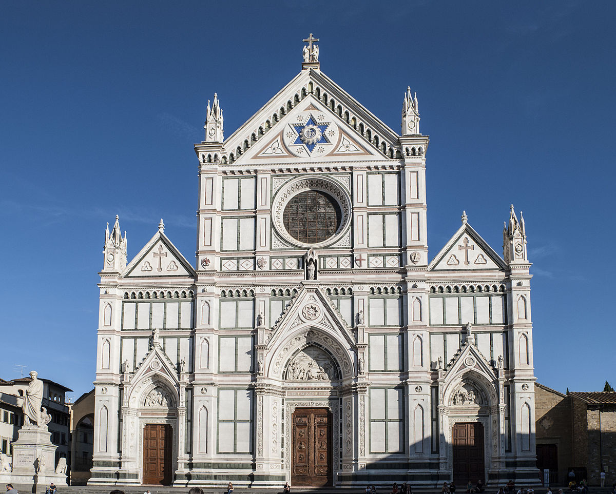 awe inspiring churches in florence
