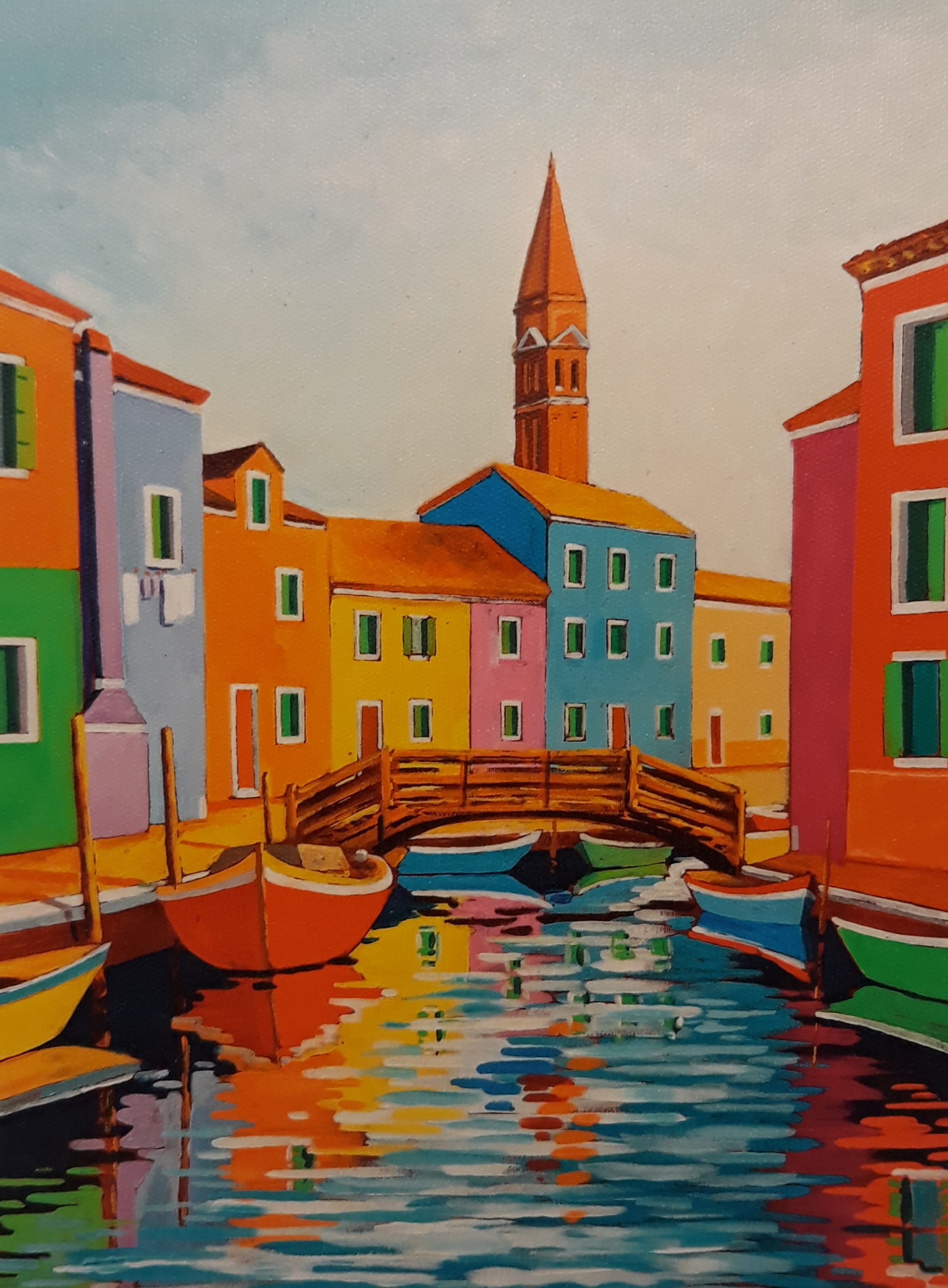 An Artists Family In Burano - La Buranella Art Shop 1