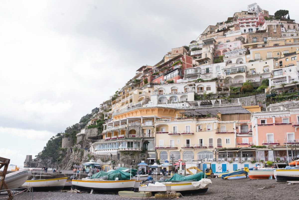 How to Get from Naples to Amalfi Coast