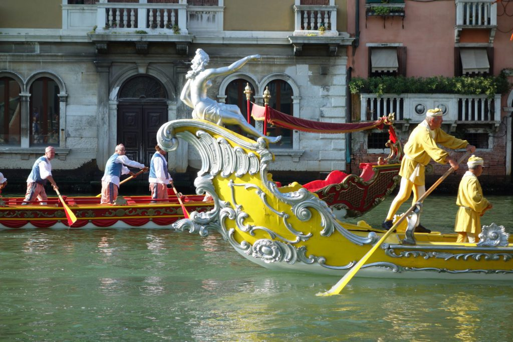 September 2018 Events in Venice Italy 1