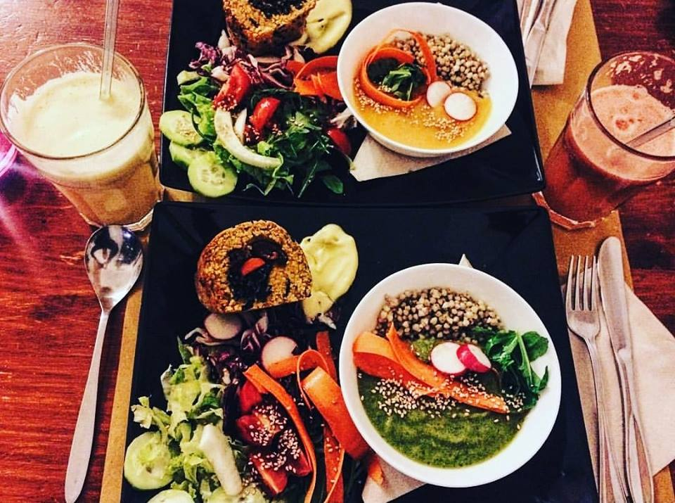 Best Vegan and Gluten-Free Restaurants in Rome