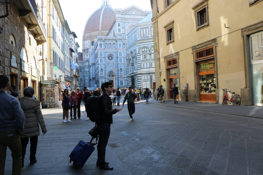 How To Get Around Florence Italy 0