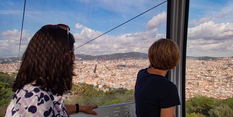 What Is The Montjuic Cable Car Ride in Barcelona? 1
