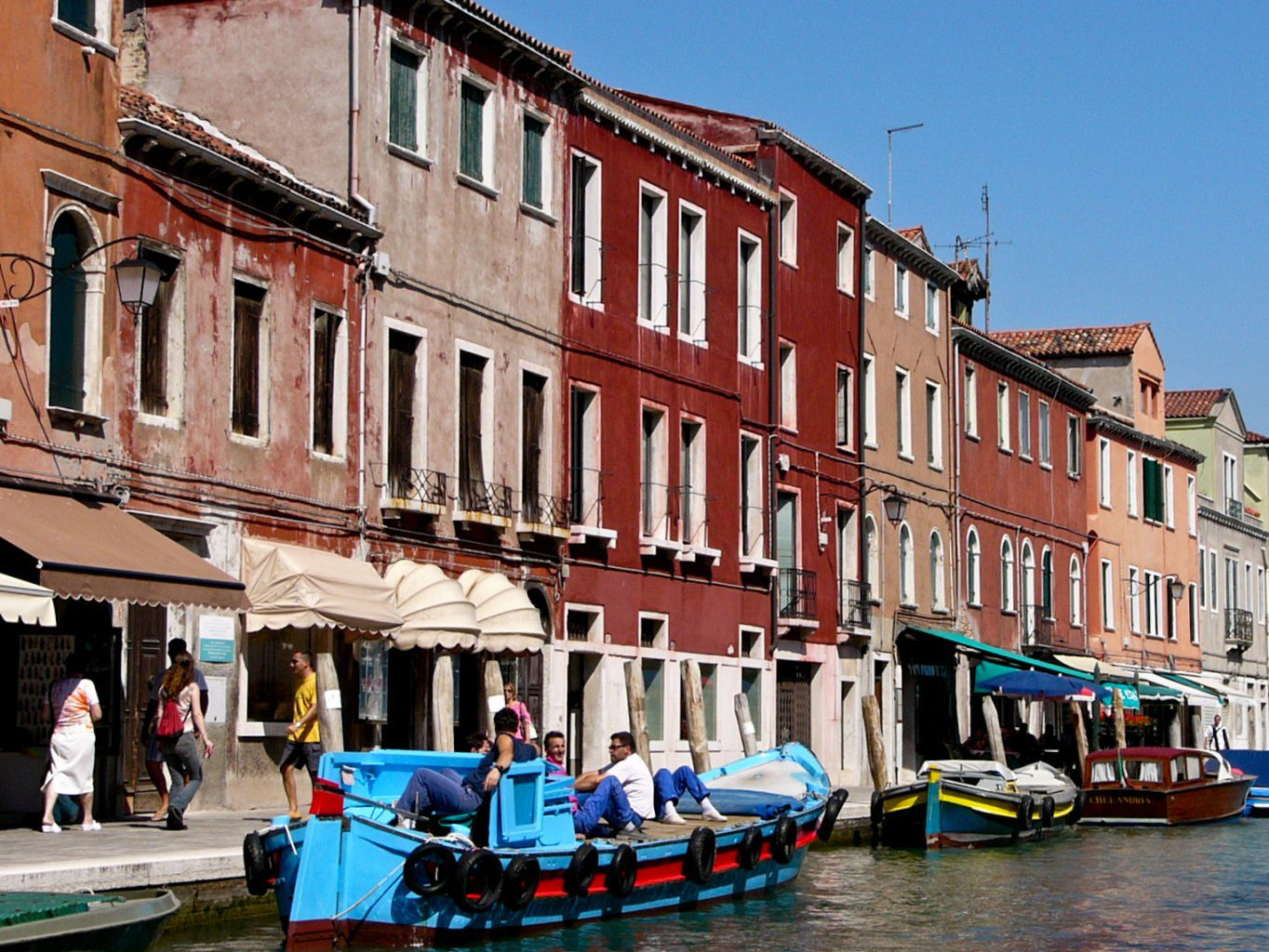 How to Get to Murano from Venice 0