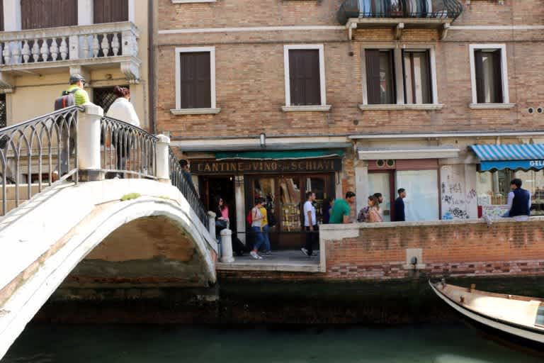 What To Eat In Venice Italy