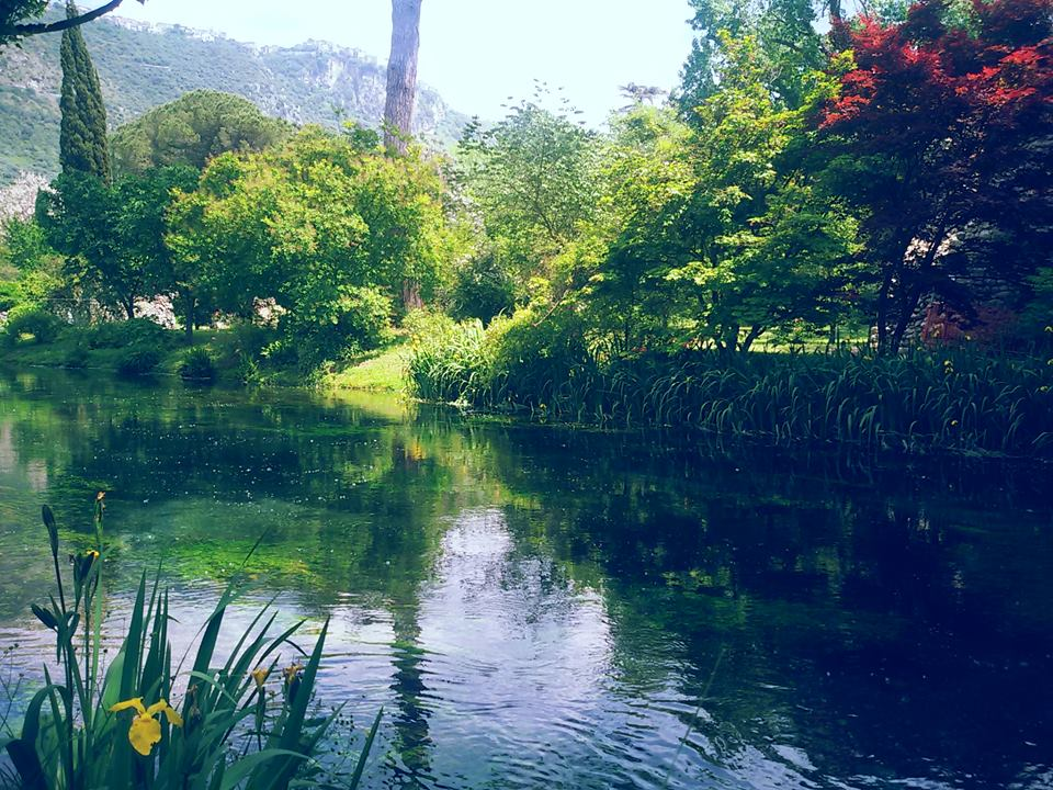 Best Day Trip from Rome: Ninfa Garden 0