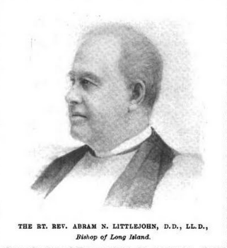bishop little john