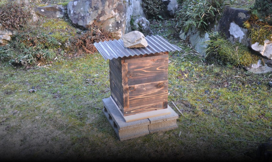 重箱式巣箱