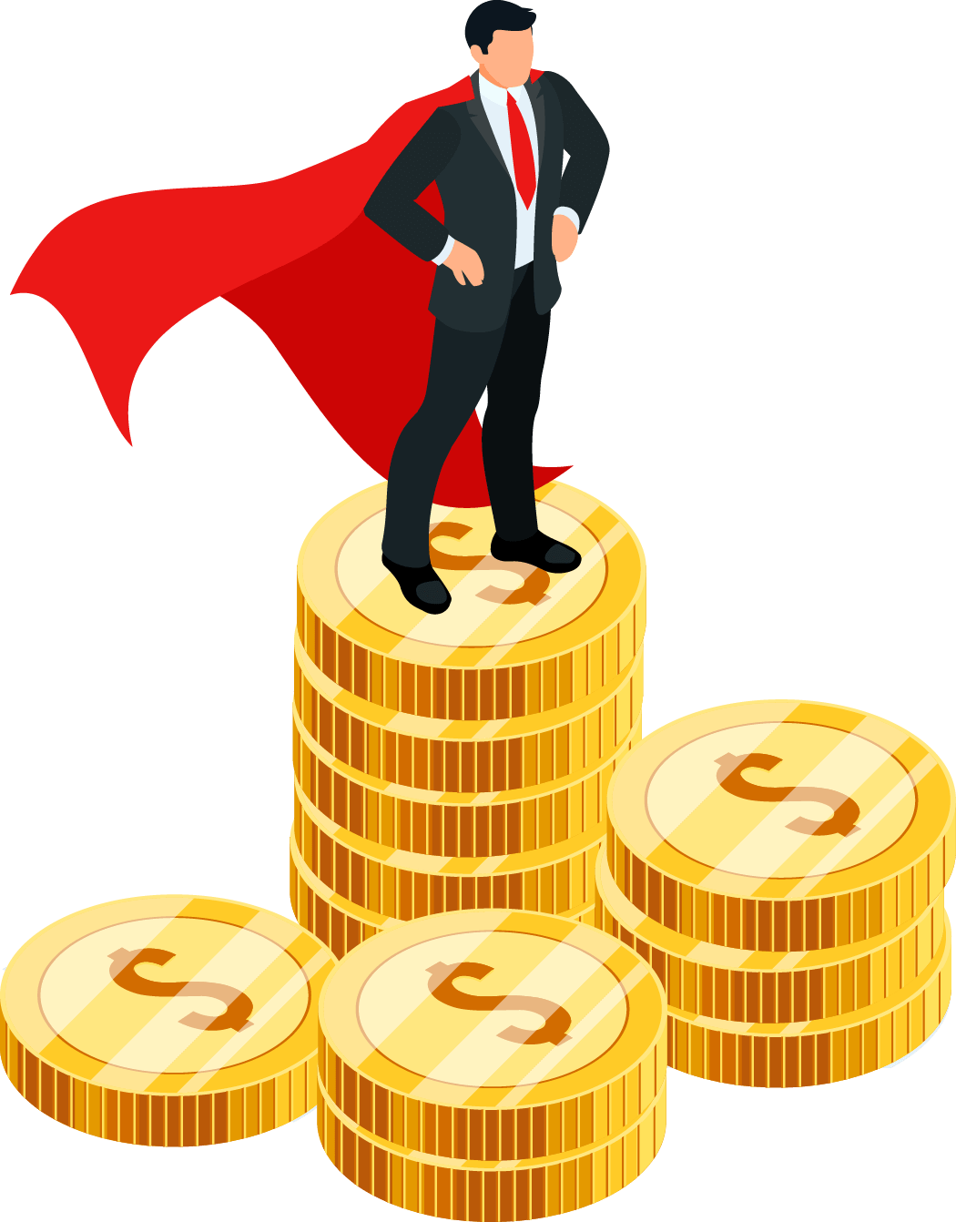 money superman