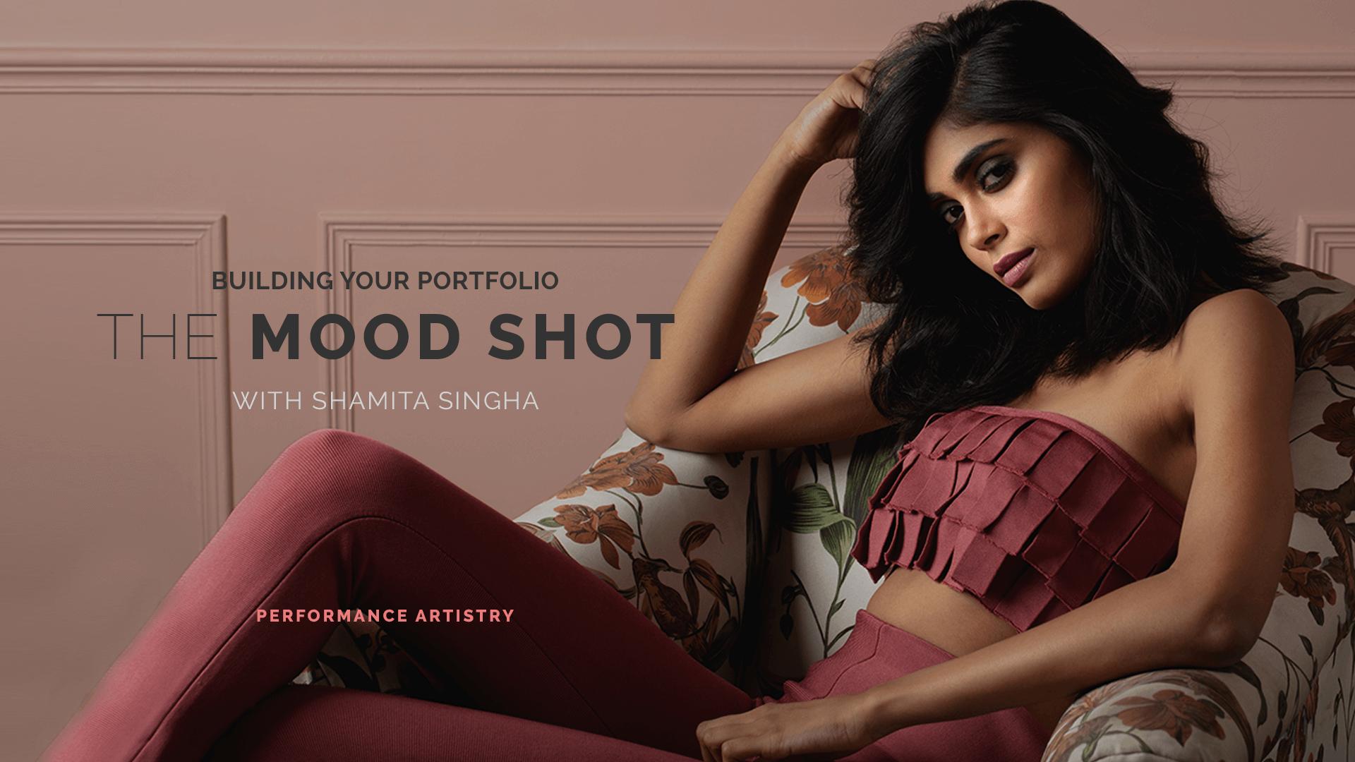 Portfolio Shoot: The Mood Shot