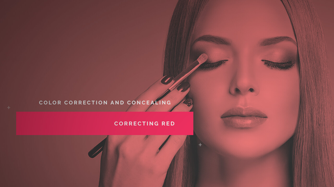 Concealing & Correcting - Red