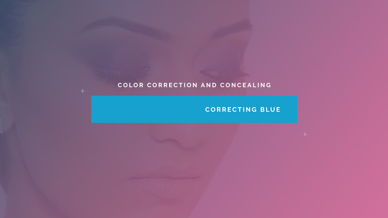 Concealing & Correcting - Blue