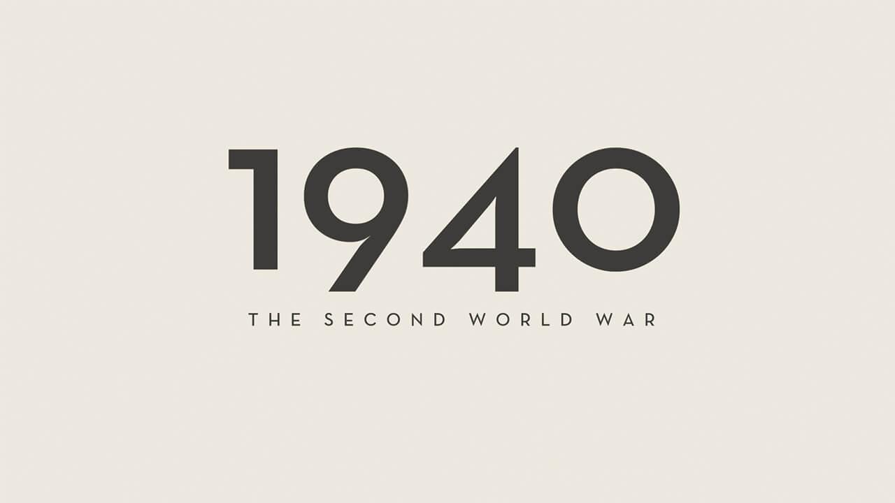 1940: The Second World War
