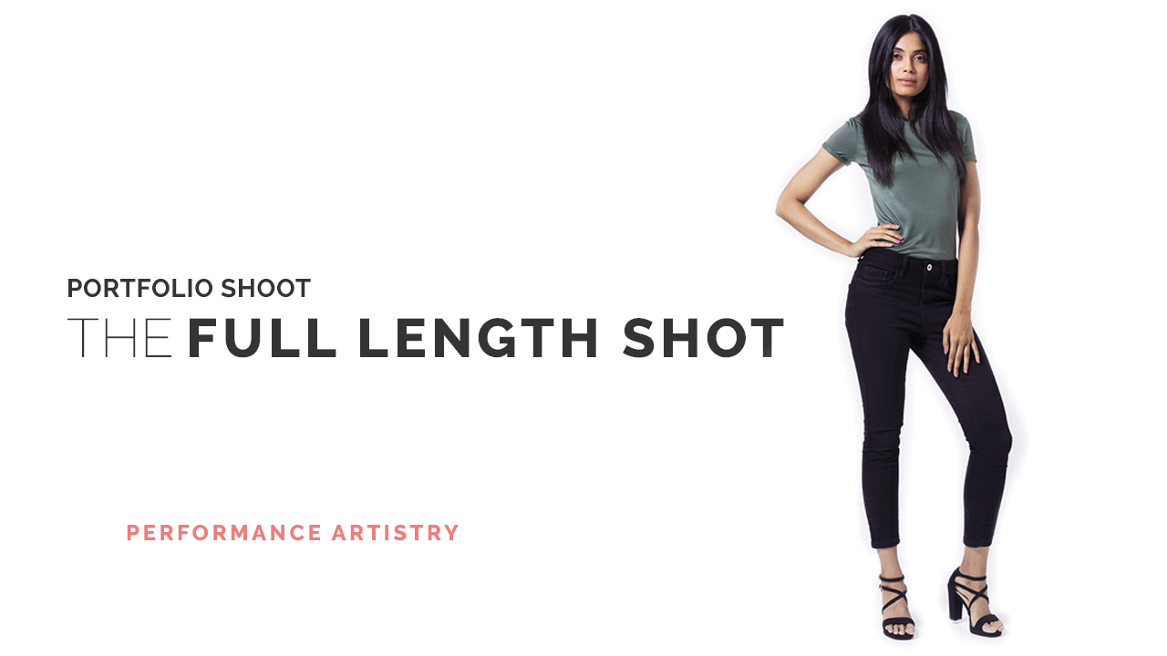 Portfolio Shoot: The Full Length Shot