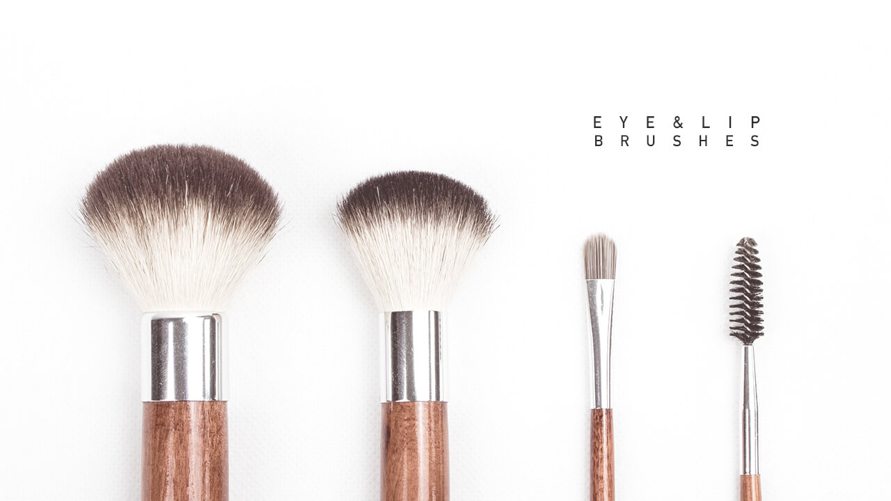 The Ultimate Guide To Eye and Lip Brushes
