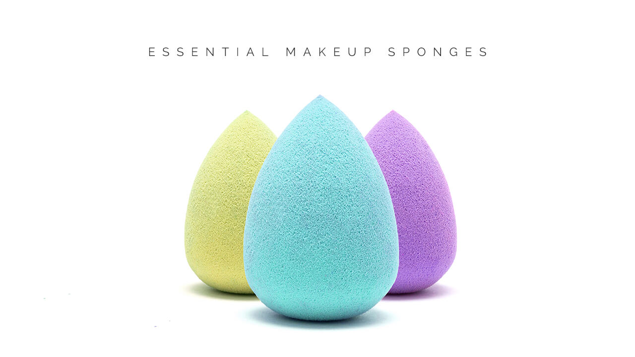 Beginner's Guide to Makeup Sponges