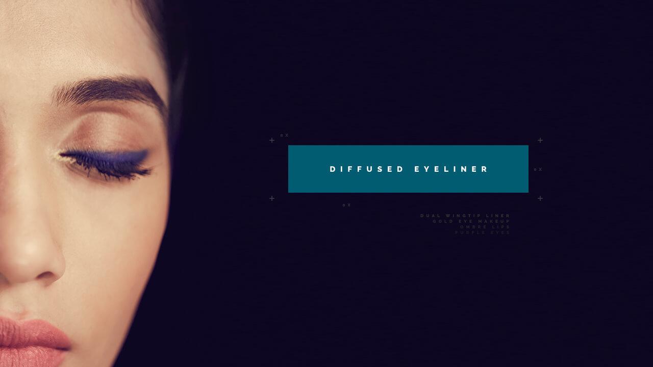 Diffused Eyeliner