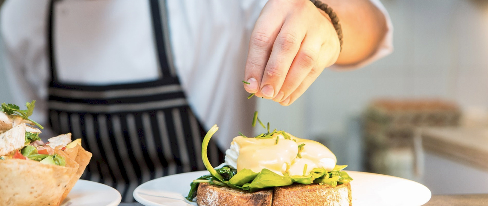 eggs benedict bakers and roasters