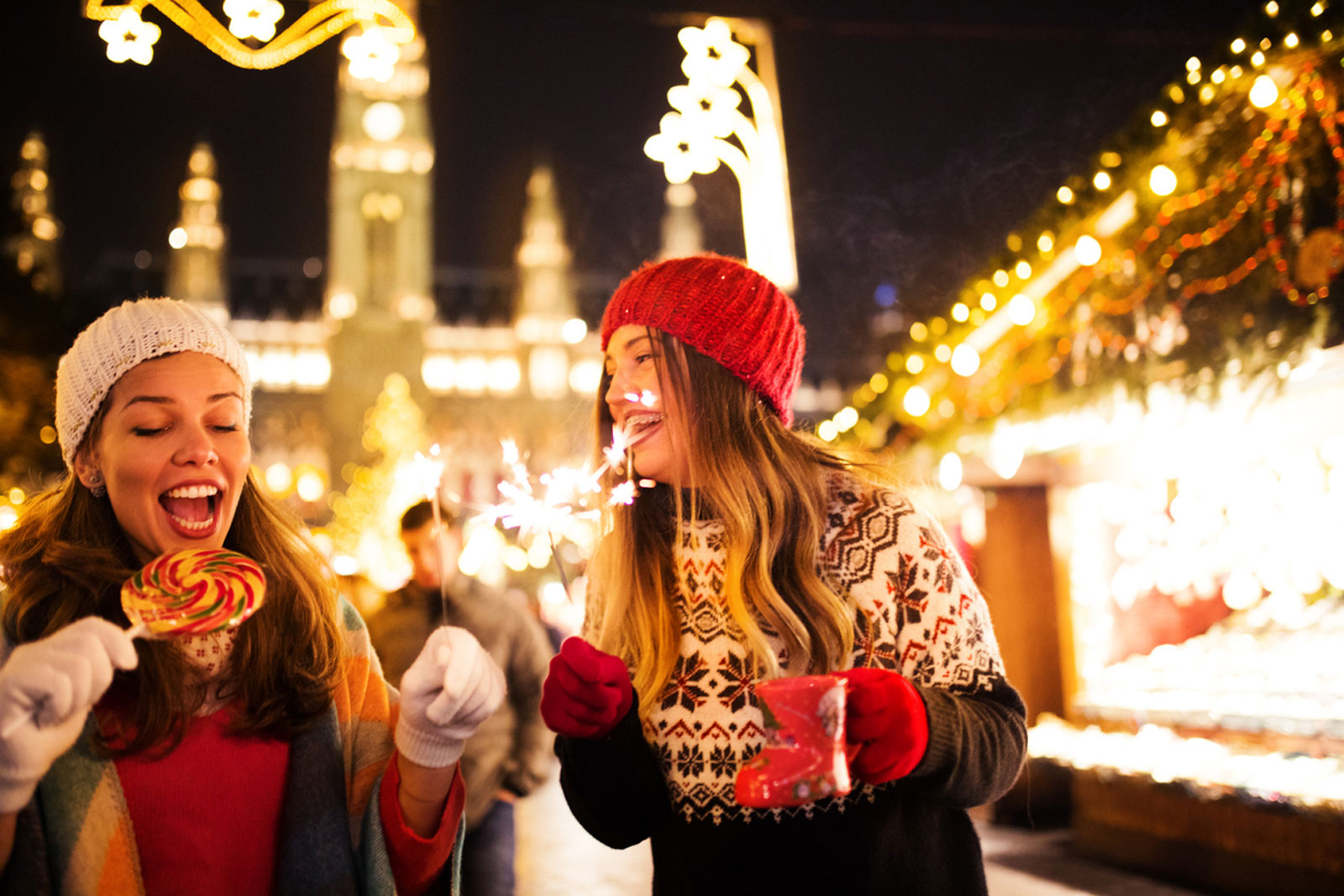 Cosy Christmas Markets in Amsterdam for 2019