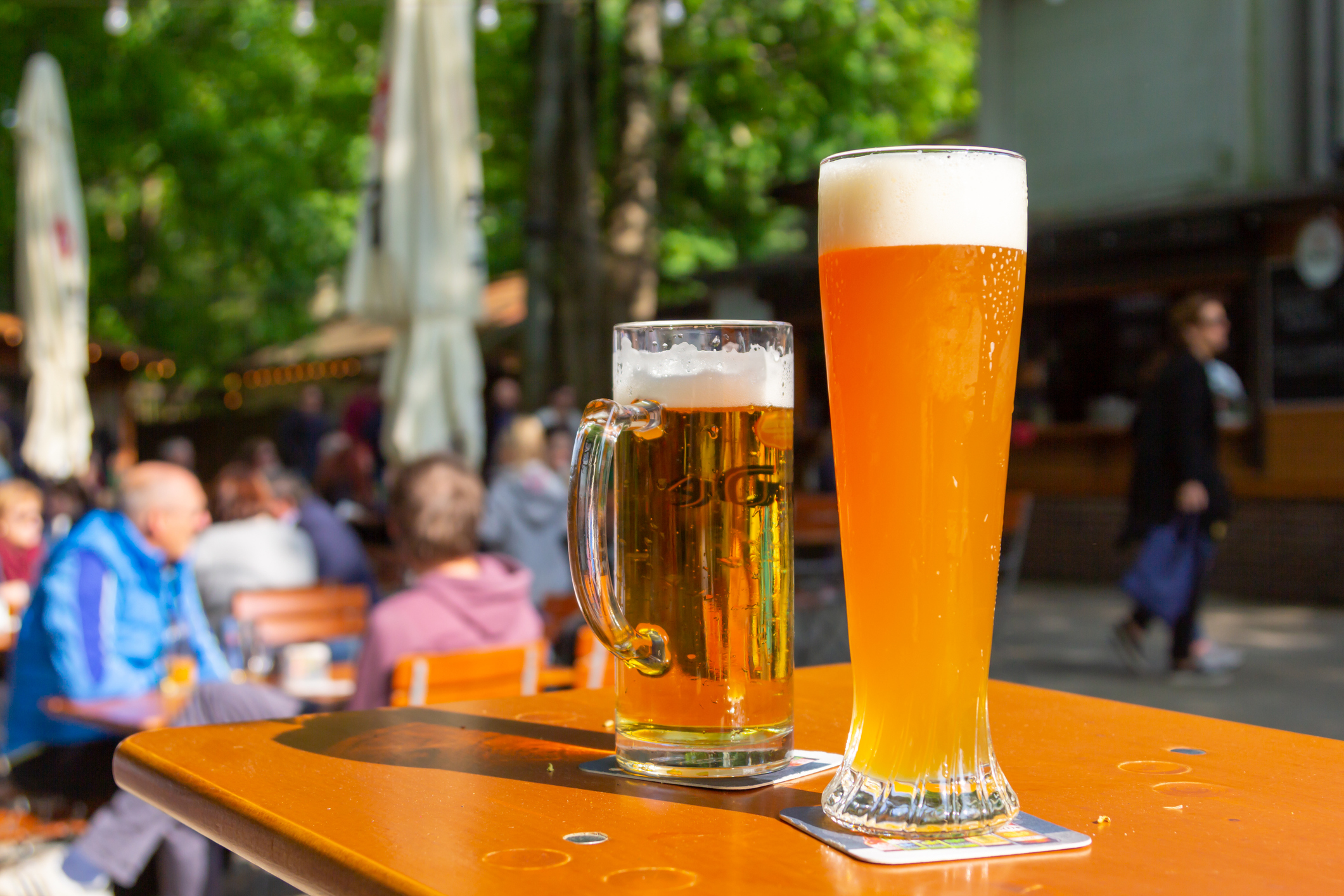 Best Beer Gardens in Amsterdam