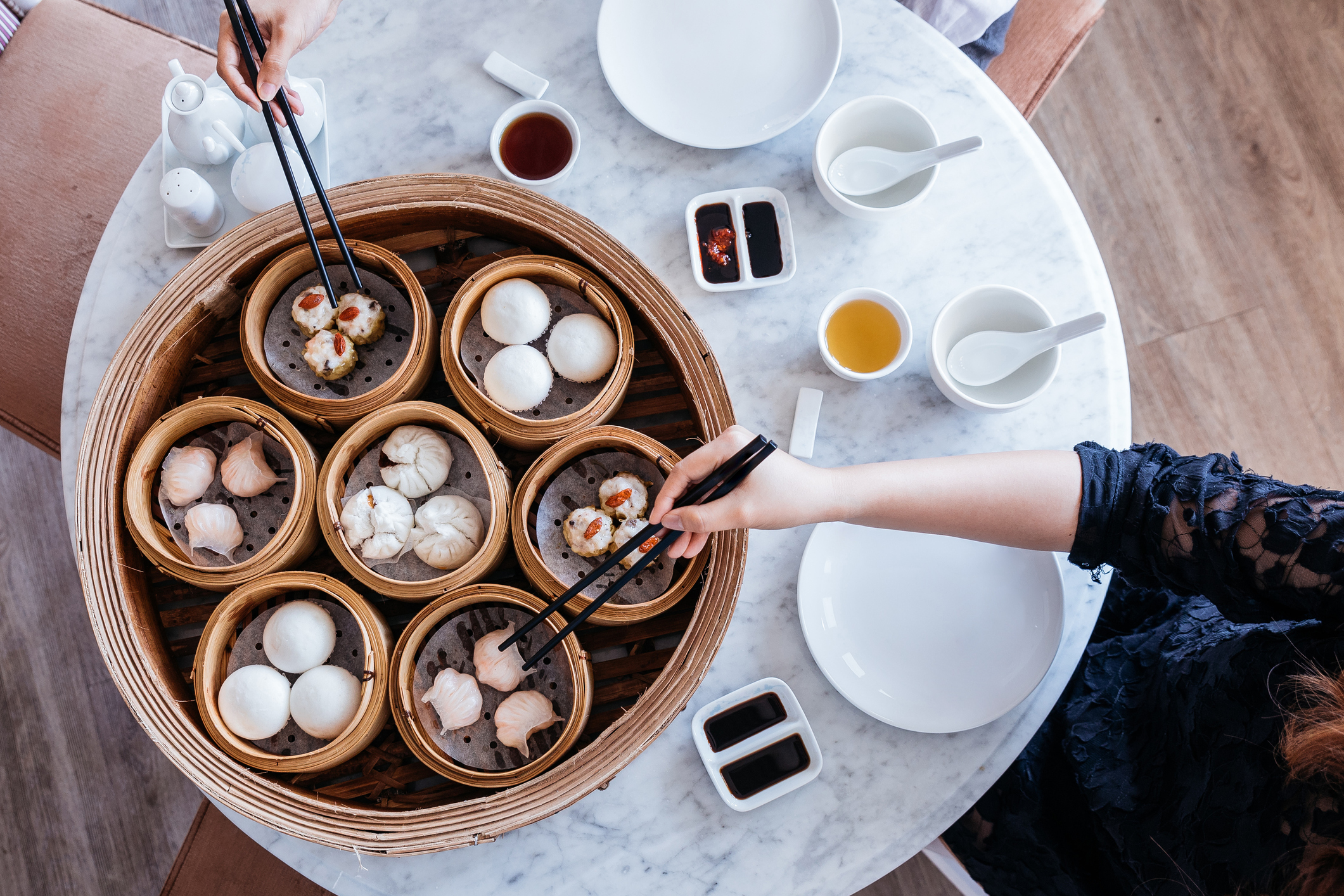 Where to Get the Best Dim Sum in Amsterdam