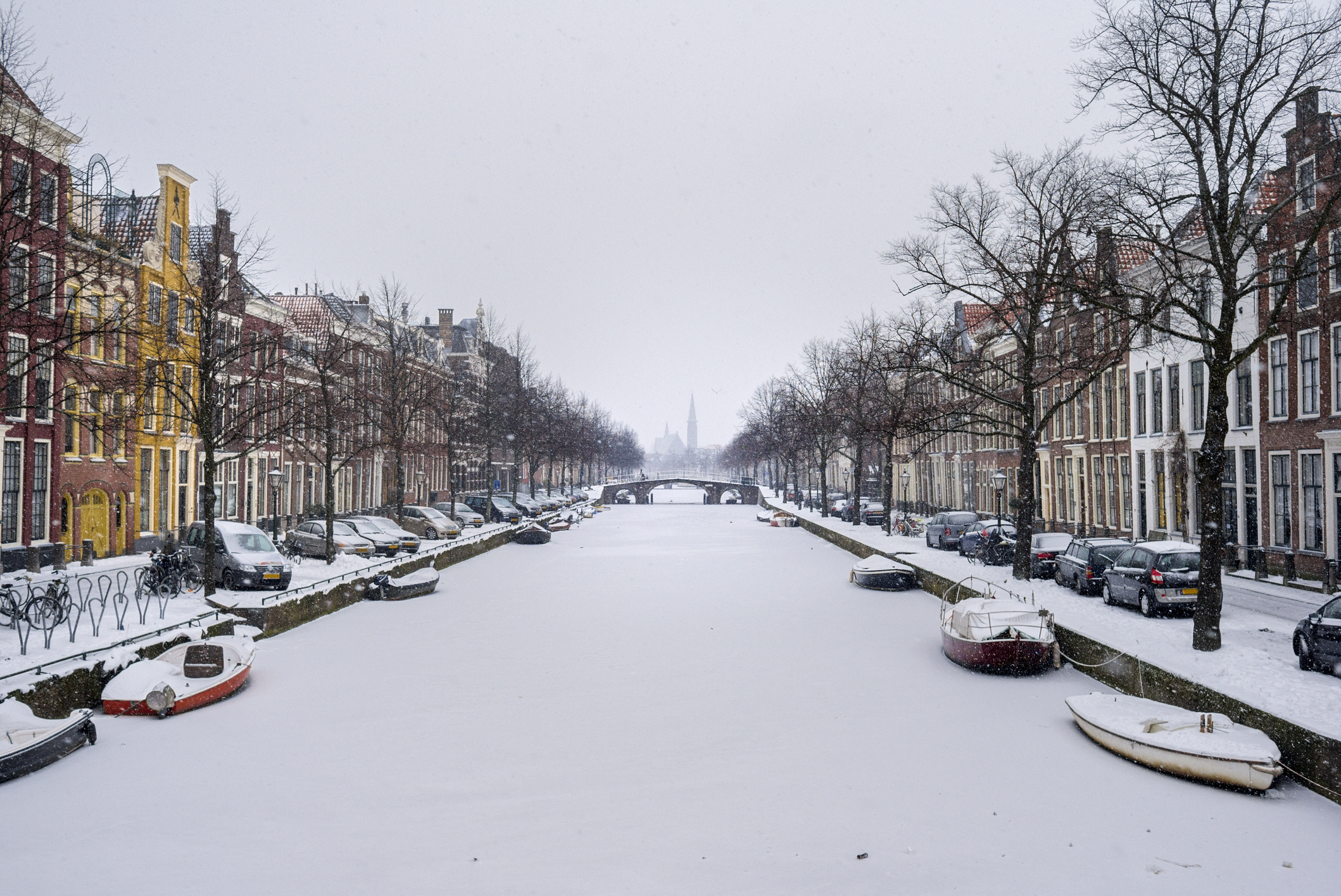 Best Things to do in Winter in Amsterdam