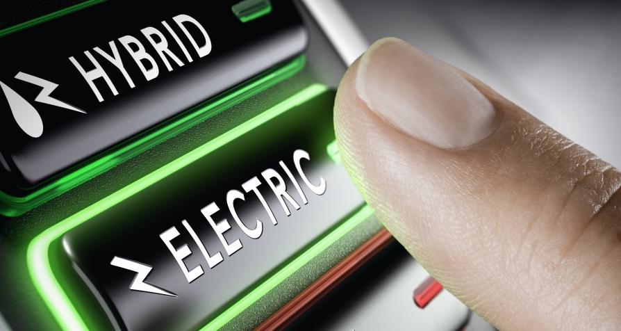 Elektrische Hybride En Traditionele Auto Newmotion