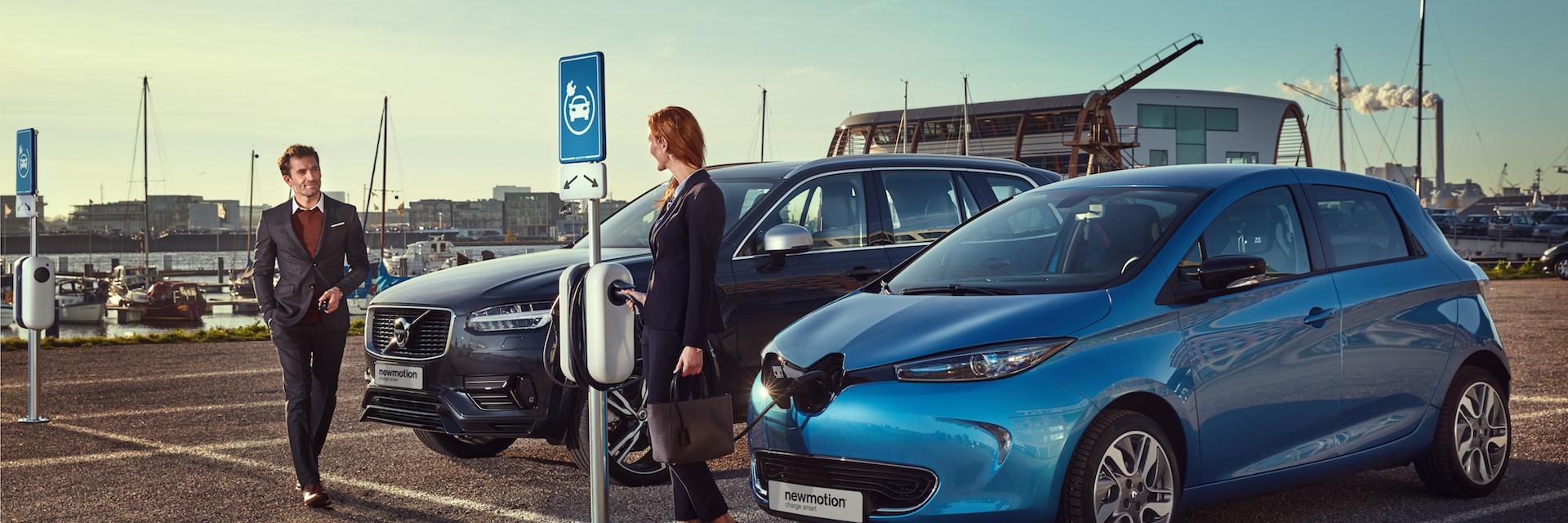 Oplaadpunten Voor Elektrische Auto S Newmotion Nl Newmotion