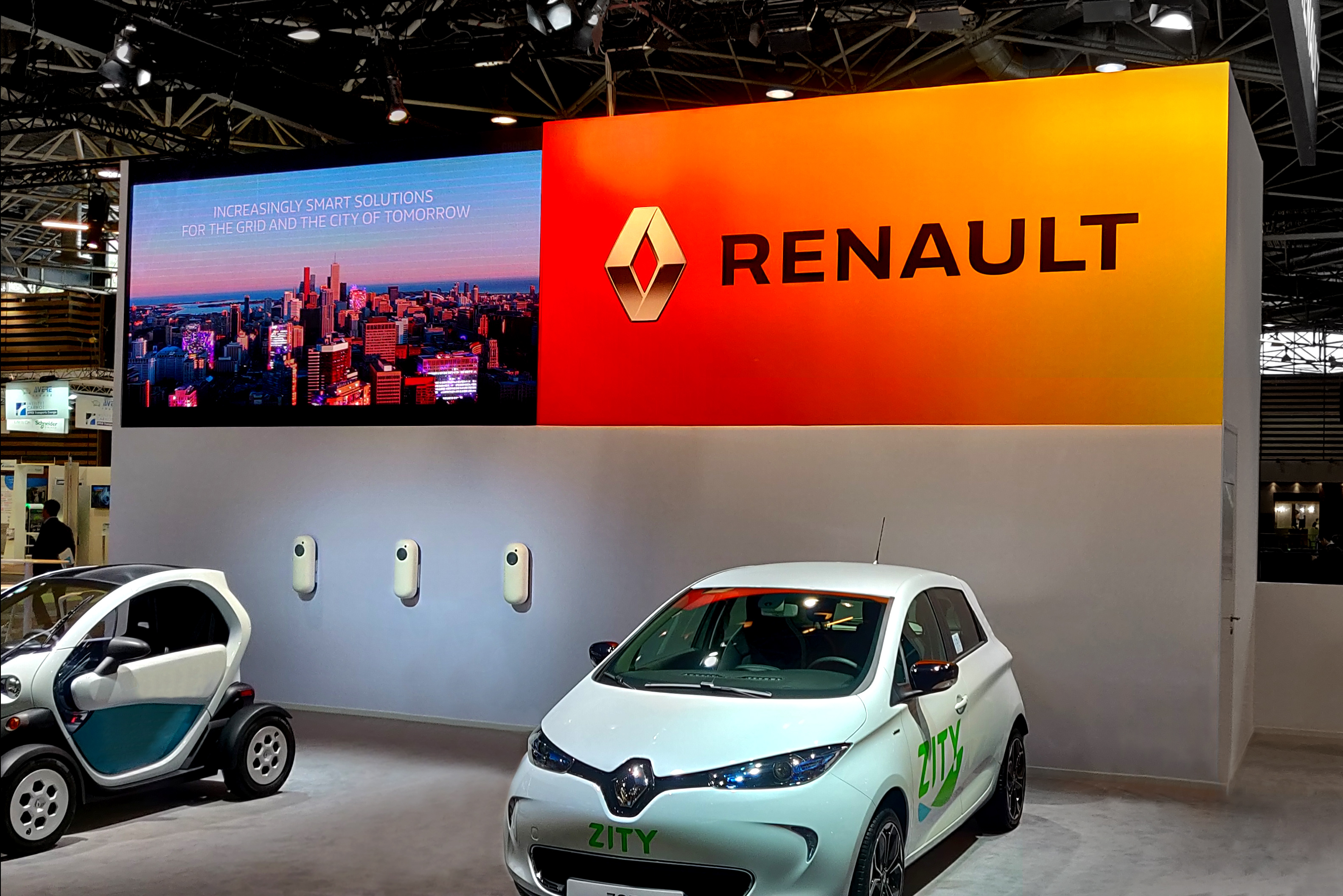 Renault NewMotion EVS32