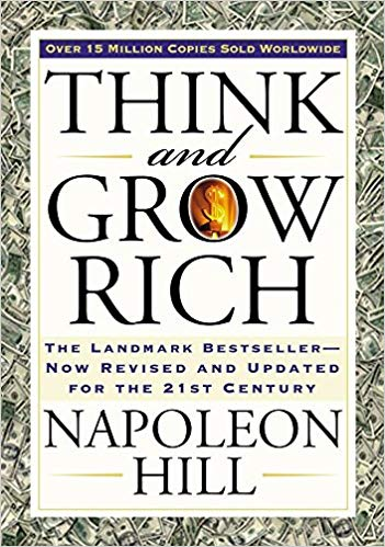 bookcover-Think and Grow Rich