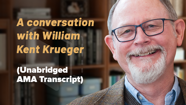 A conversation with William Kent Krueger