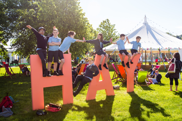 Hay Festival One