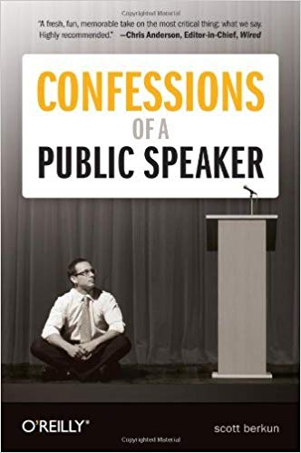bookcover- Confessions of a Public Speaker
