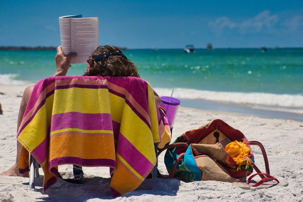 Thrilling Reads for the Perfect Beach Vacation