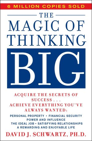 bookcover-The Magic of Thinking Big