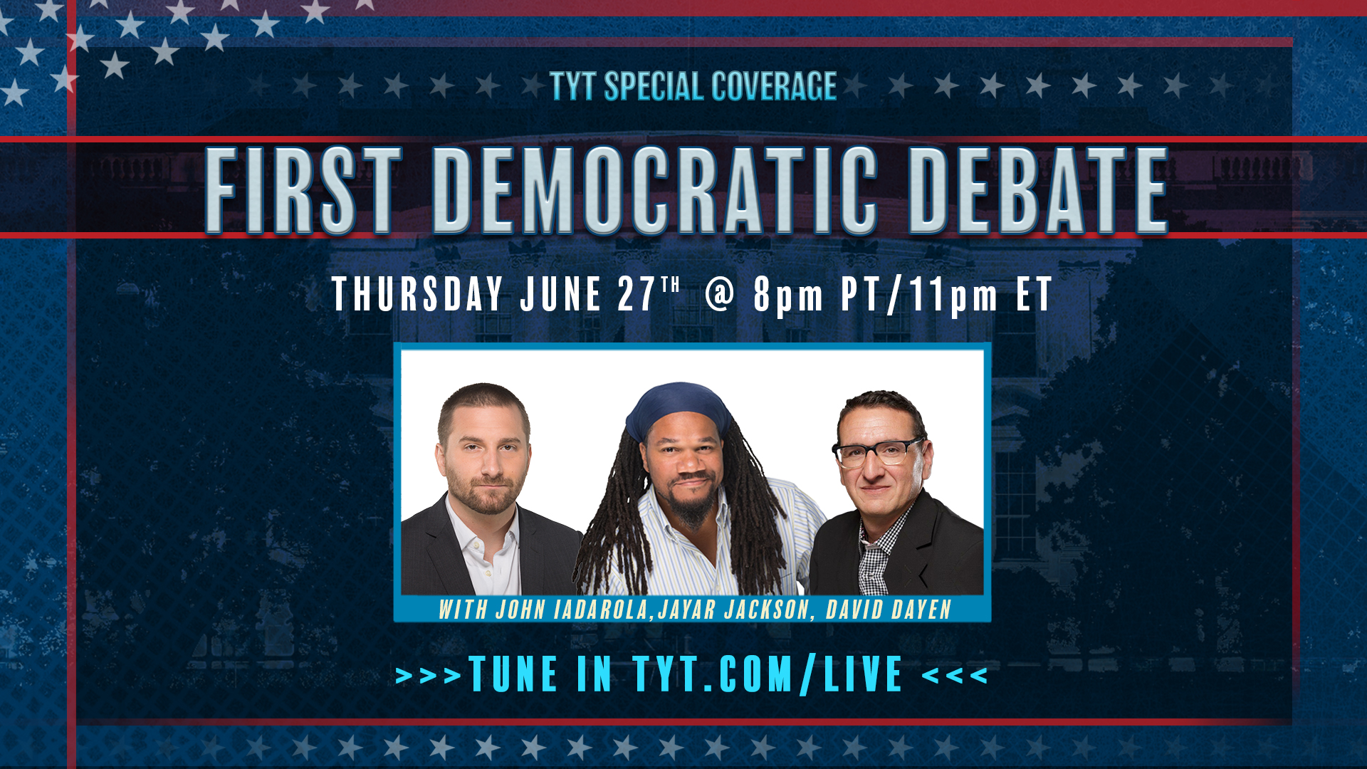 First Democratic Debate Fullscreen 1920x1080 (1)