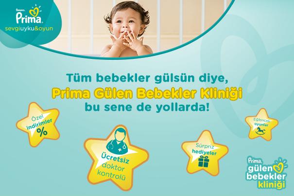 gülen bebekler kliniği