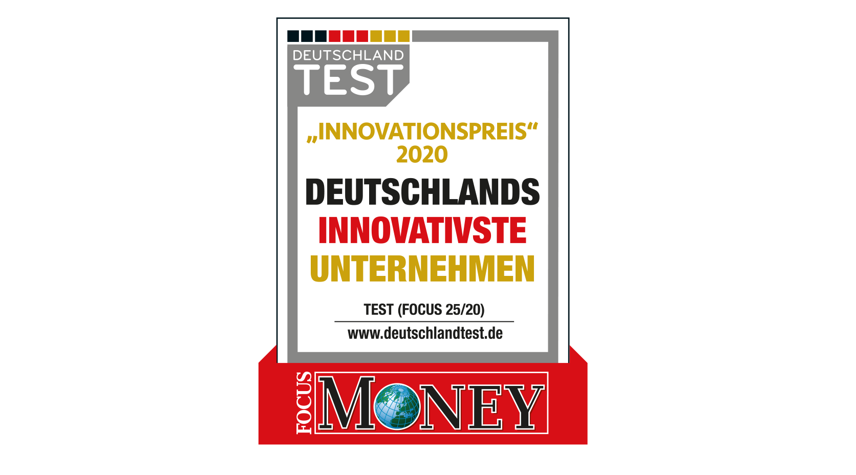 Focus Money Innovationspreis 2020: Deutschlands Innovativste Unternehmen