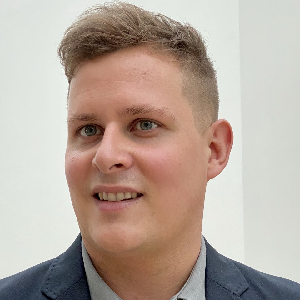 Profilbild Florian Dukat, Account Manager