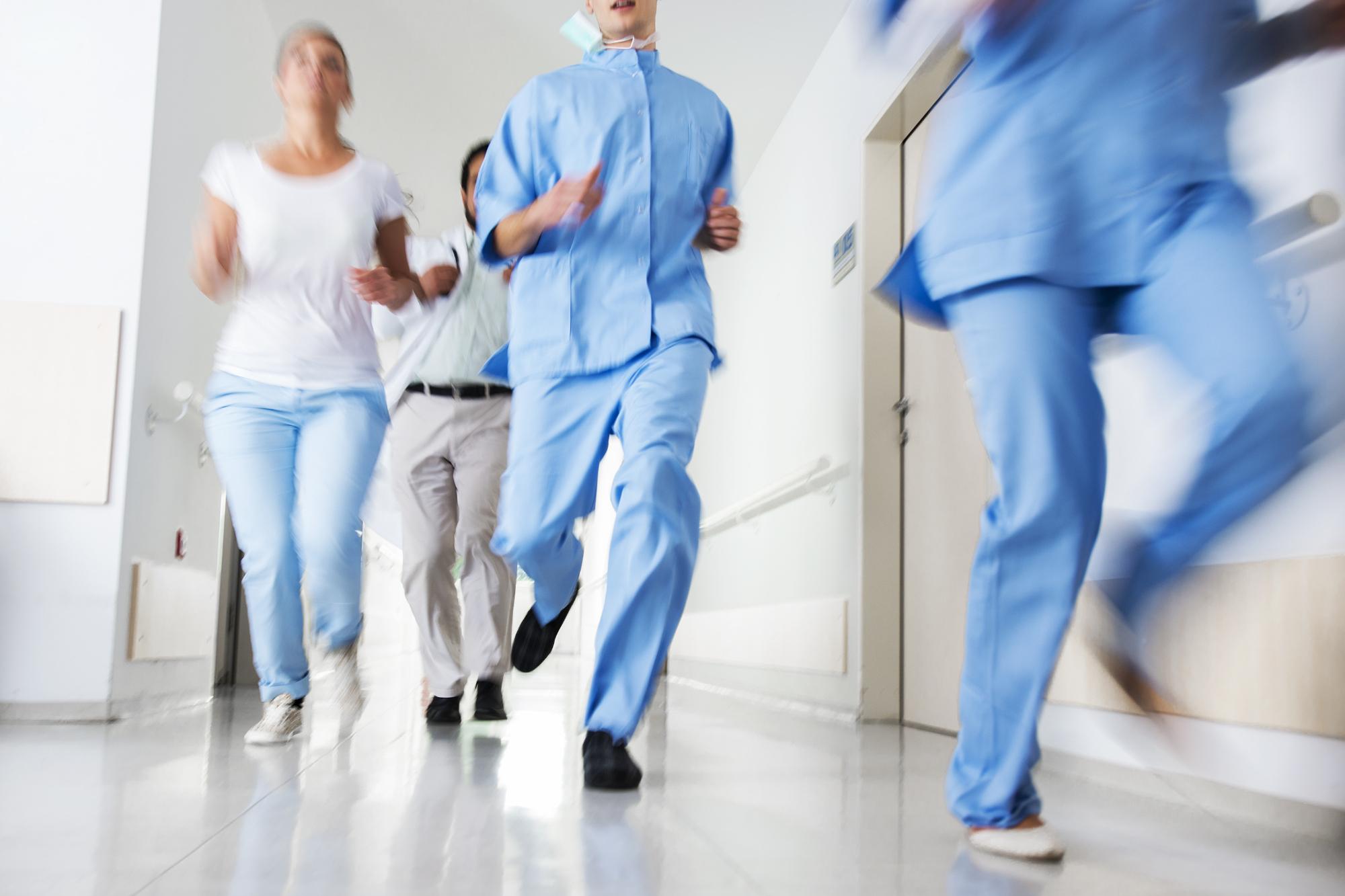 Hey, ER Docs: You Rock