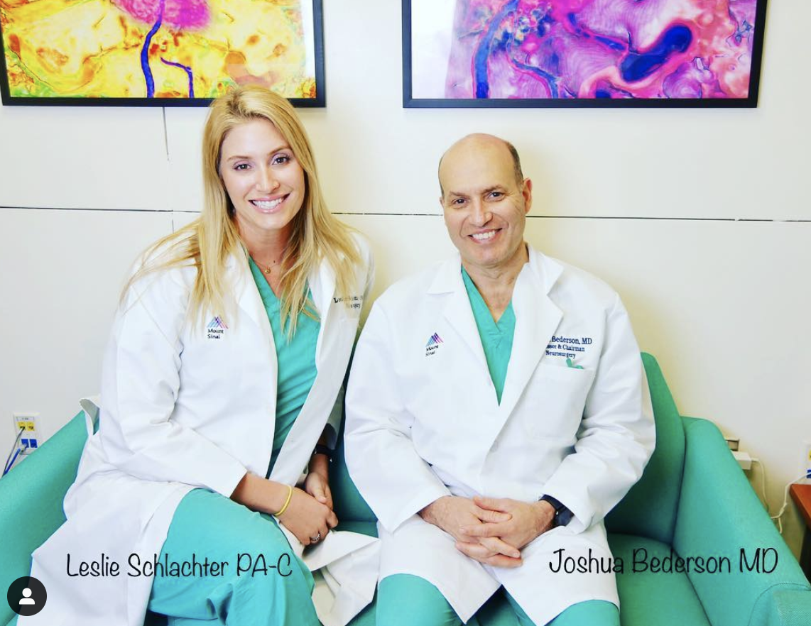 How a Neurosurgeon and Physician Assistant Navigate the Brain Together