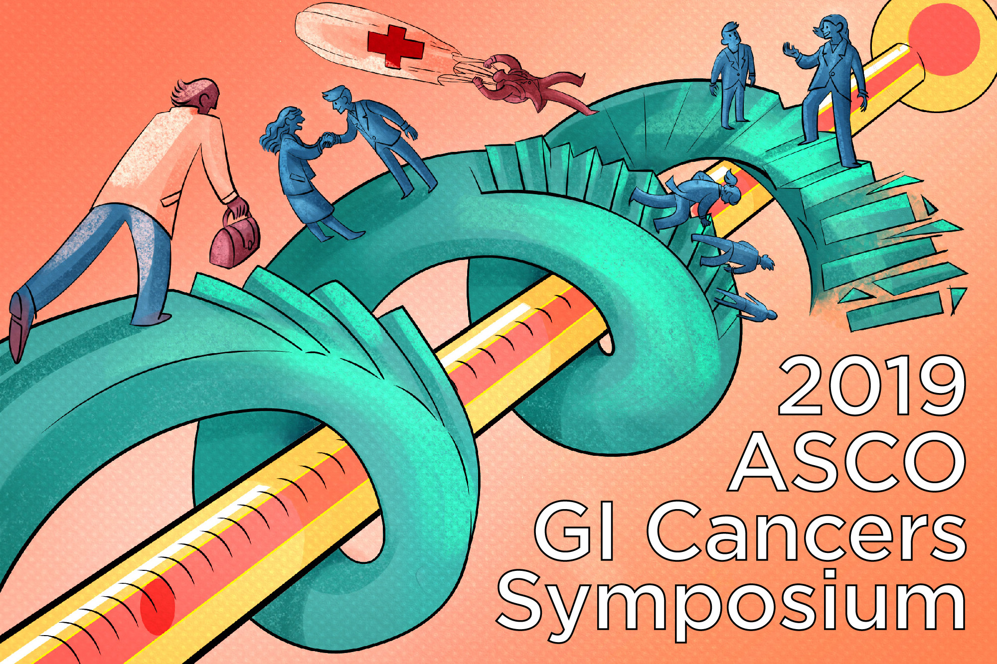 Exclusive: Highlights and Interviews from ASCO GI 2019