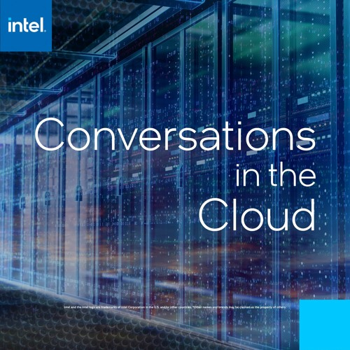 Intel Conversations in the Cloud Logo