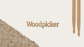 Introducing: The Woodpicker