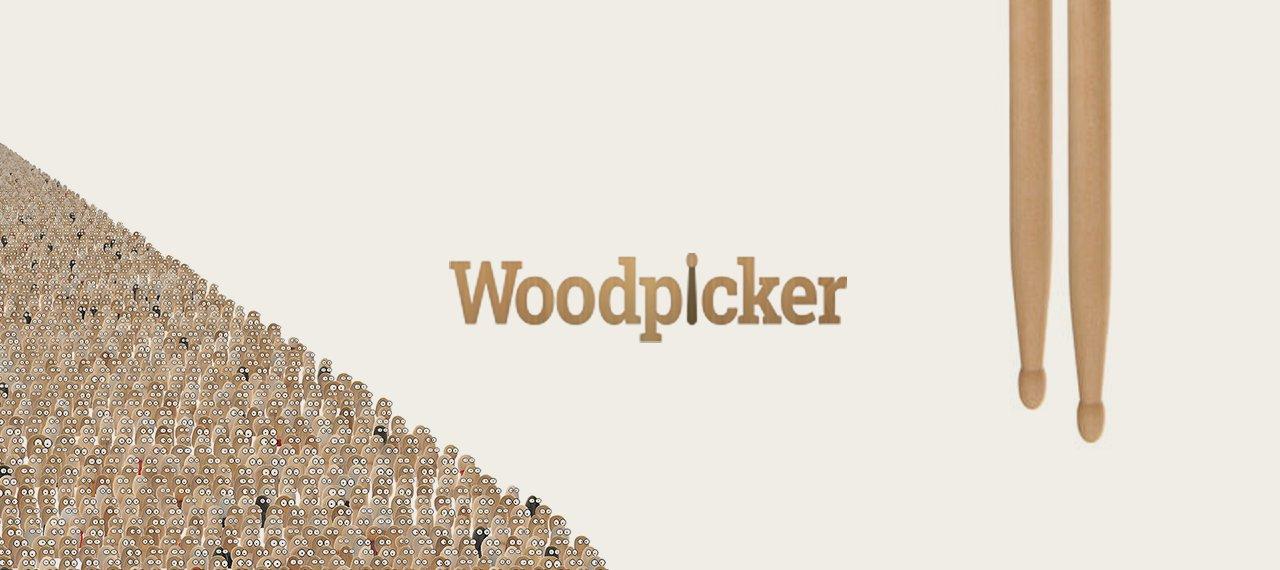 thomann io - Blog - Introducing: The Woodpicker
