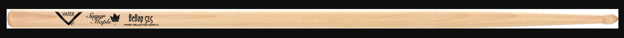 10% Punch: Great stick to use for playing fast, but you will not get that forcefulness that Metal drummers look for.  Notice how far the shoulder is from the tip?  and Shoulder Angle is also pretty gradual.