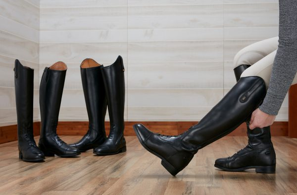 The Tall Boot Dilemma: Which is the Right Riding Boot for Me?