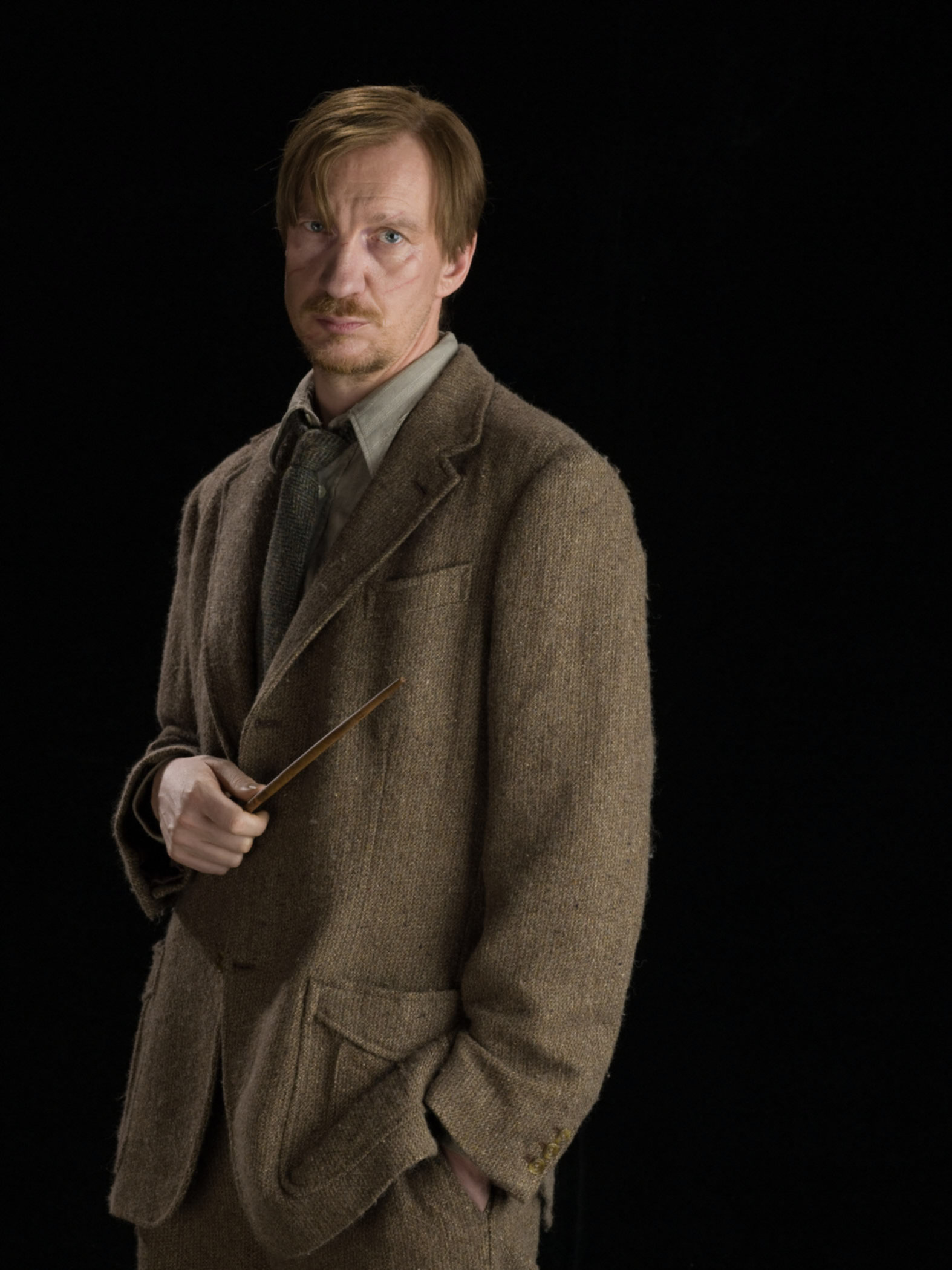 harry potter lupin