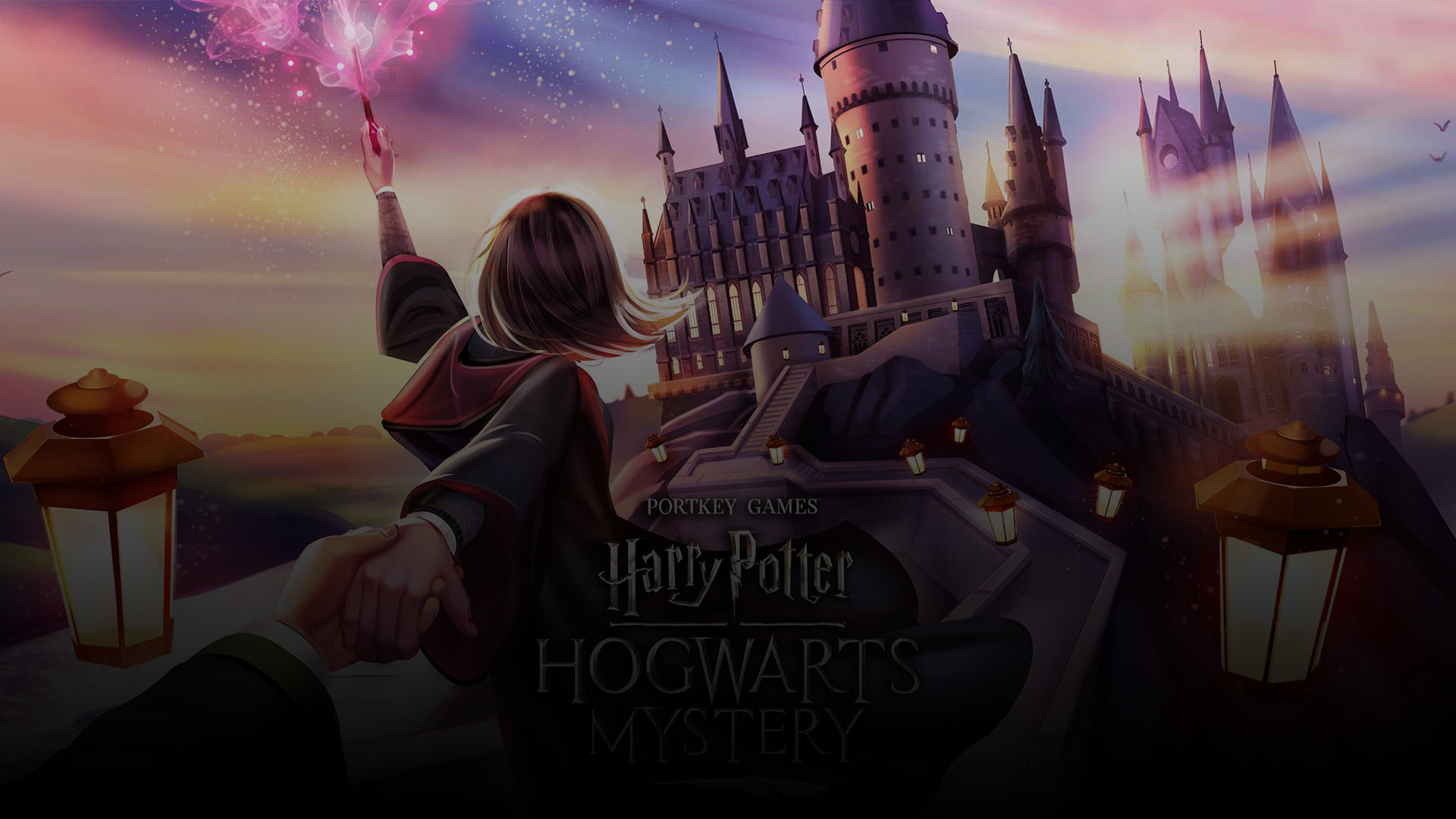 Behind the scenes with Hogwarts Mystery's new Valentine's Day side quest Wizarding World